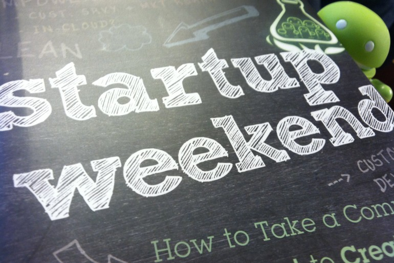 Startup Weekend……My Story