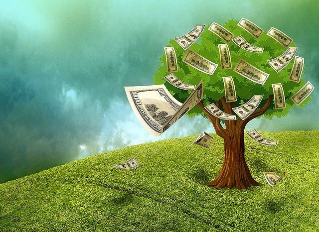 Creating money from NFTs